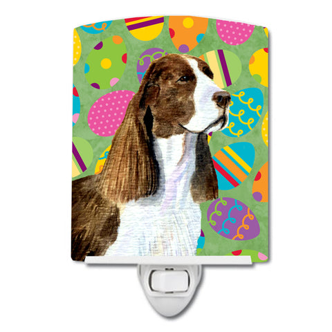 Buy this Springer Spaniel Easter Eggtravaganza Ceramic Night Light SS4858CNL