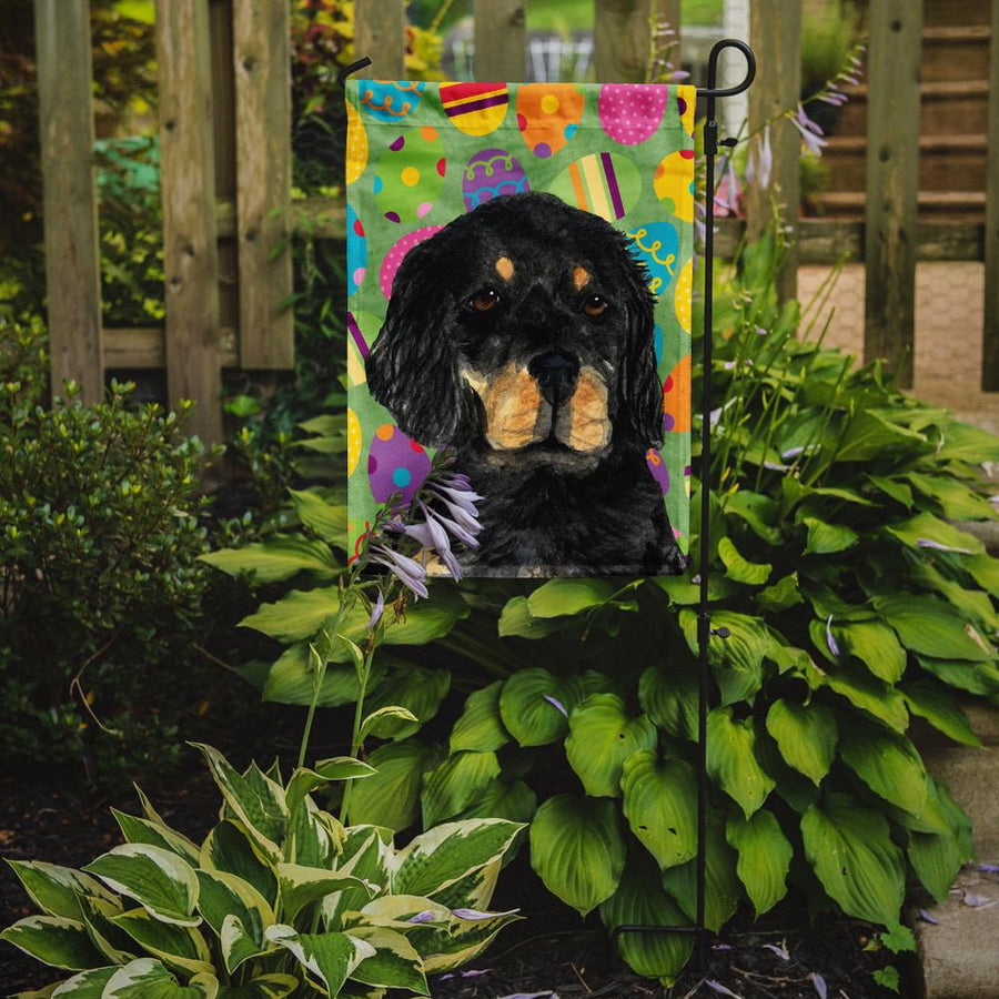 Buy this Gordon Setter Easter Eggtravaganza Flag Garden Size