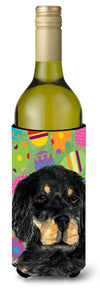 Buy this Gordon Setter Easter Eggtravaganza Wine Bottle Beverage Insulator Beverage Insulator Hugger