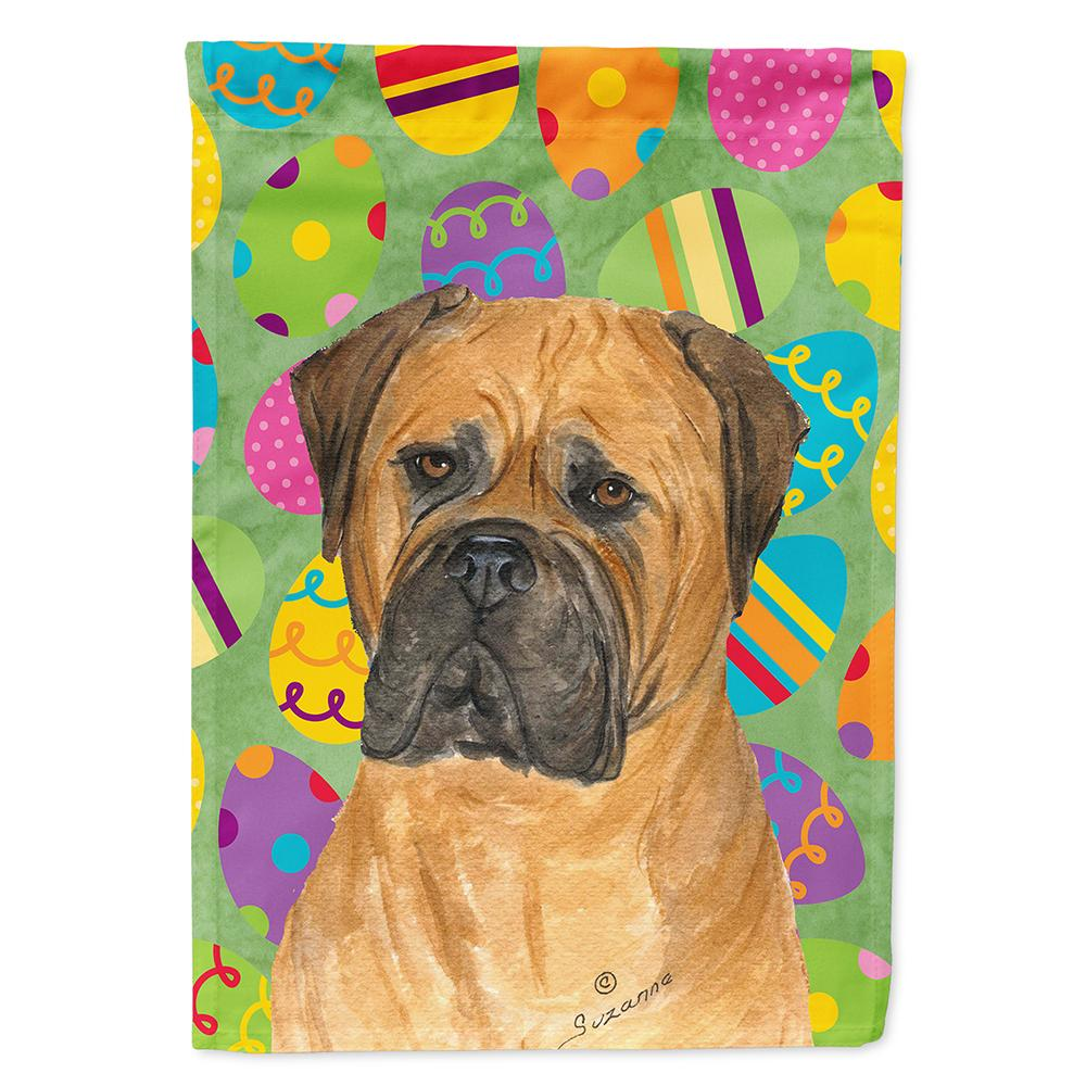 Buy this Bullmastiff Easter Eggtravaganza Flag Garden Size