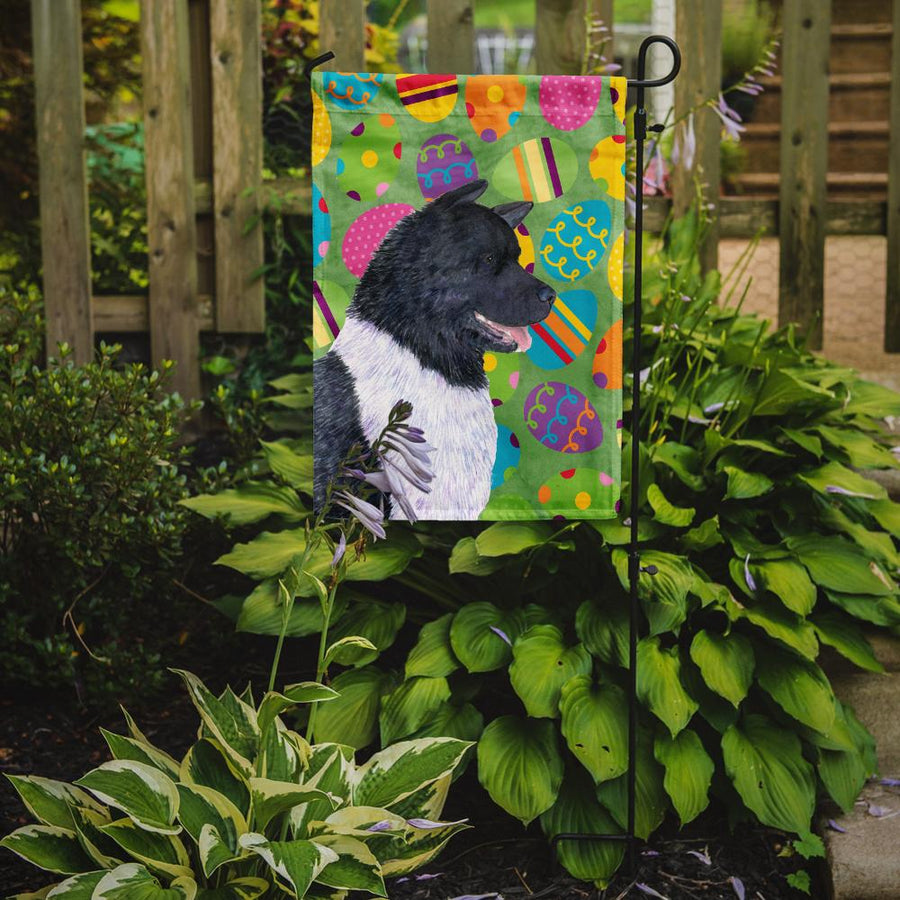 Buy this Akita Easter Eggtravaganza Flag Garden Size