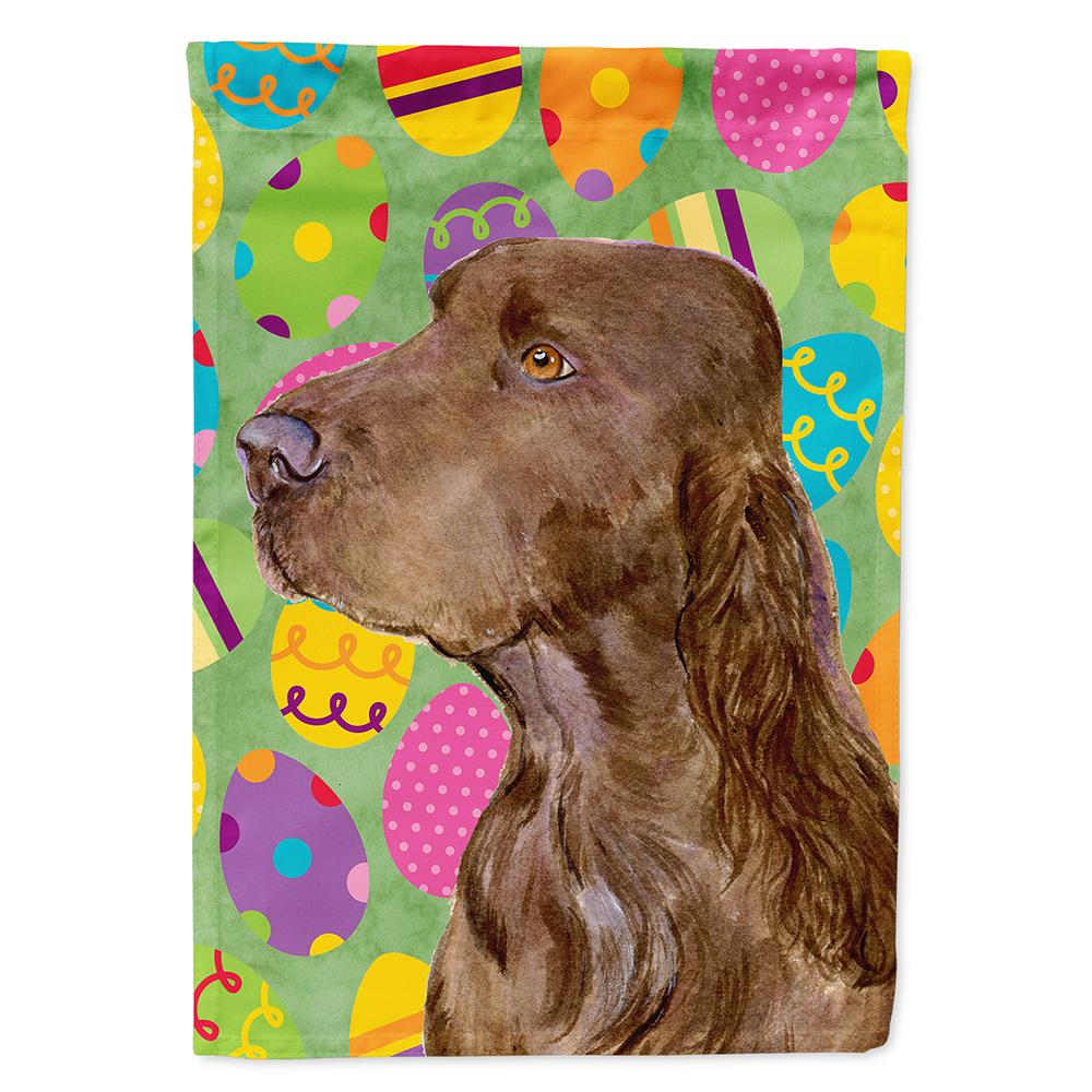 Buy this Field Spaniel Easter Eggtravaganza Flag Garden Size