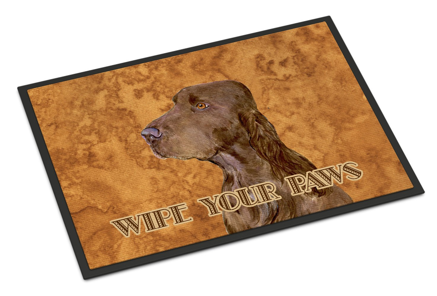 Field Spaniel Wipe your Paws Indoor or Outdoor Mat 18x27 SS4879MAT - the-store.com