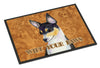Toy Fox Terrier Wipe your Paws Indoor or Outdoor Mat 24x36 SS4882JMAT - the-store.com