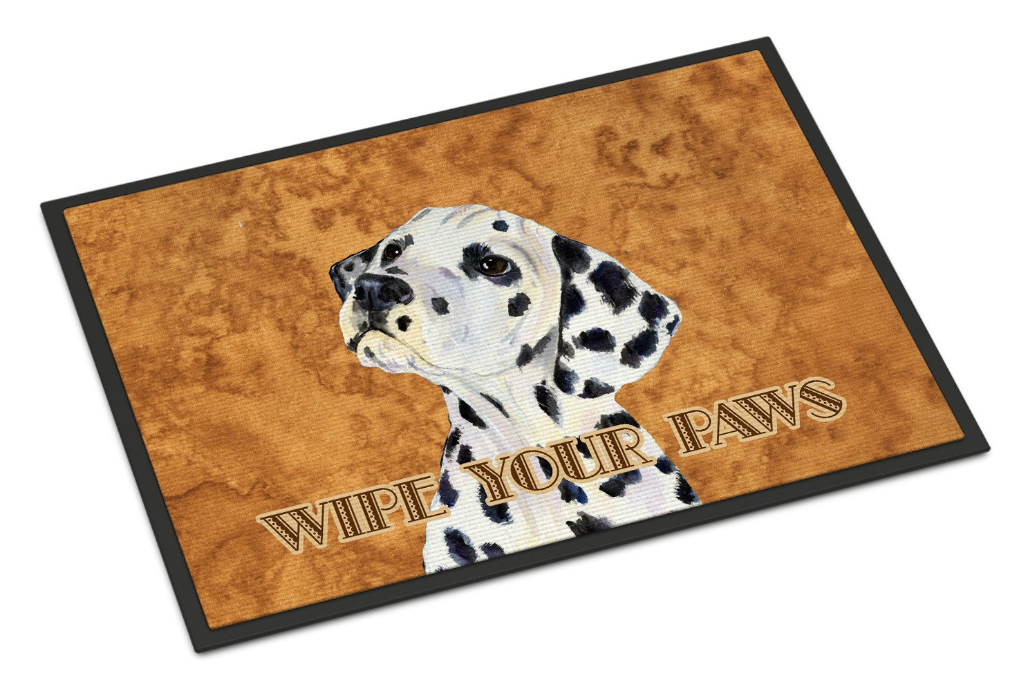 Dalmatian Wipe your Paws Indoor or Outdoor Mat 18x27 SS4892MAT - the-store.com