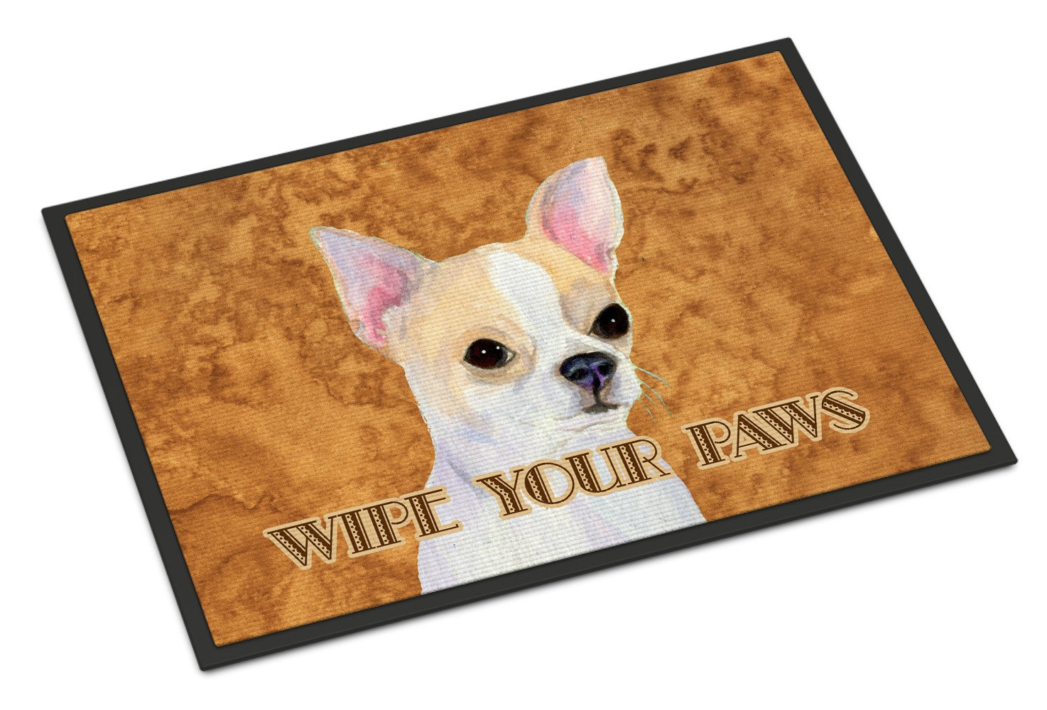 Chihuahua Wipe your Paws Indoor or Outdoor Mat 18x27 SS4901MAT - the-store.com