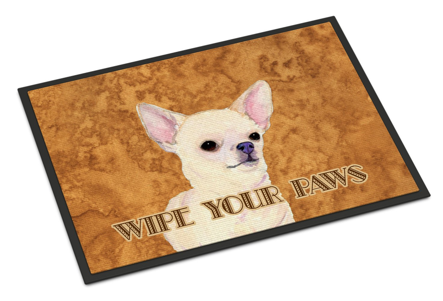 Chihuahua Wipe your Paws Indoor or Outdoor Mat 18x27 SS4902MAT - the-store.com