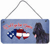 Buy this Woof if you love America Briard Wall or Door Hanging Prints SS5000DS612
