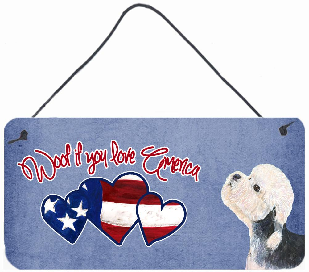 Buy this Woof if you love America Dandie Dinmont Terrier Wall or Door Hanging Prints