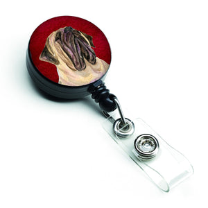 Buy this Brazilian Mastiff Fila Brasileiro Retractable Badge Reel or ID Holder with Clip