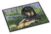 Gordon Setter Indoor or Outdoor Mat 24x36 Doormat - the-store.com