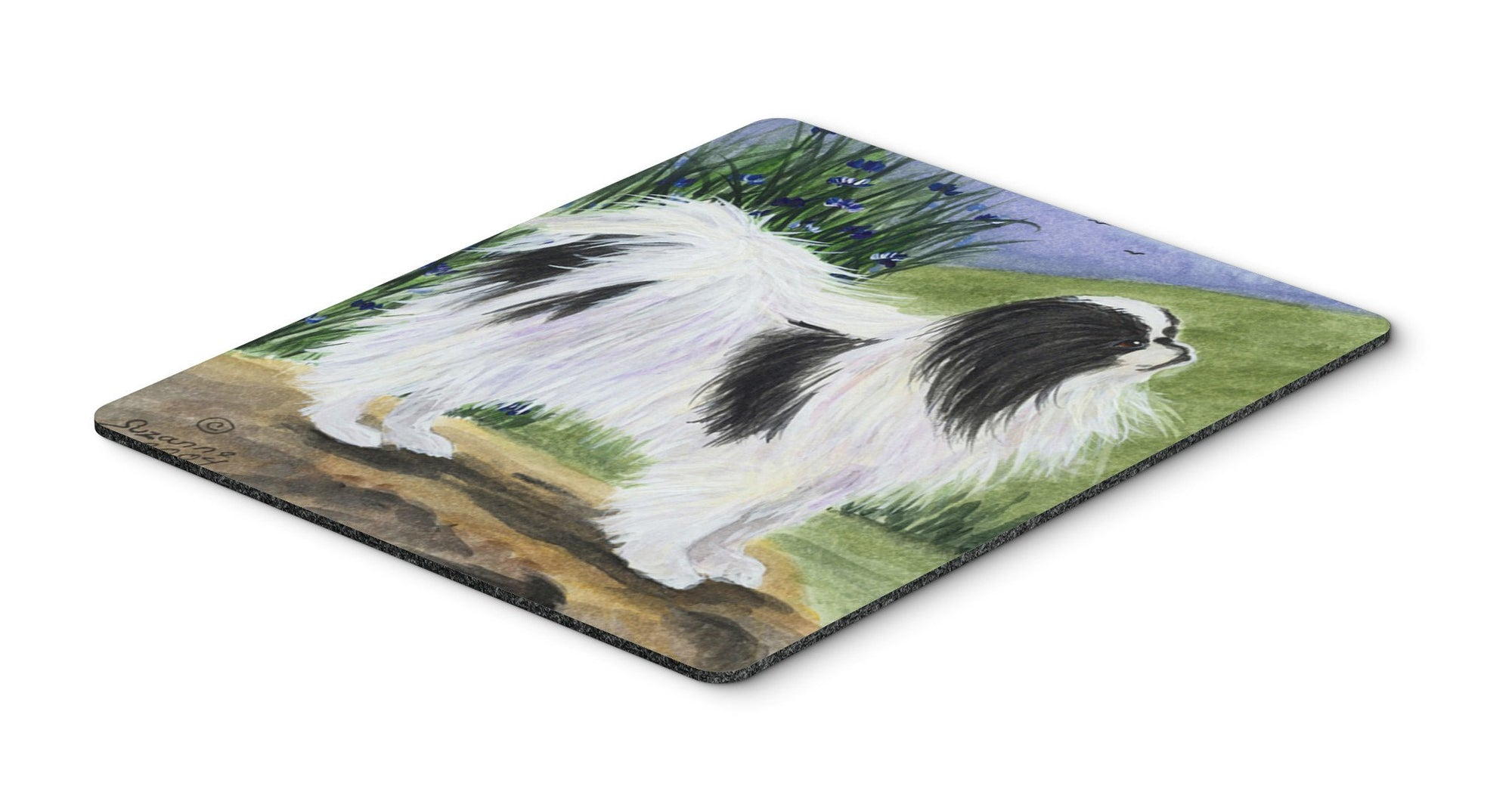 Japanese Chin Mouse Pad / Hot Pad / Trivet by Caroline's Treasures