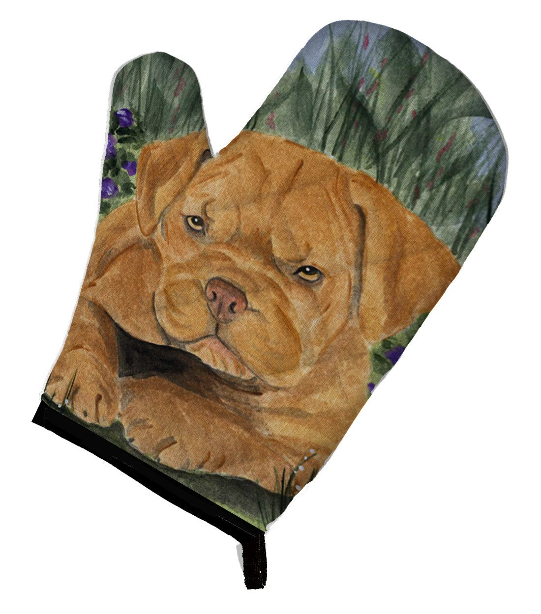 Dogue de Bordeaux Oven Mitt SS8032OVMT by Caroline's Treasures