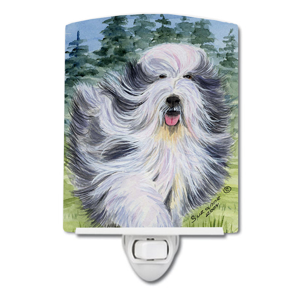 Buy this Bearded Collie Ceramic Night Light SS8037CNL