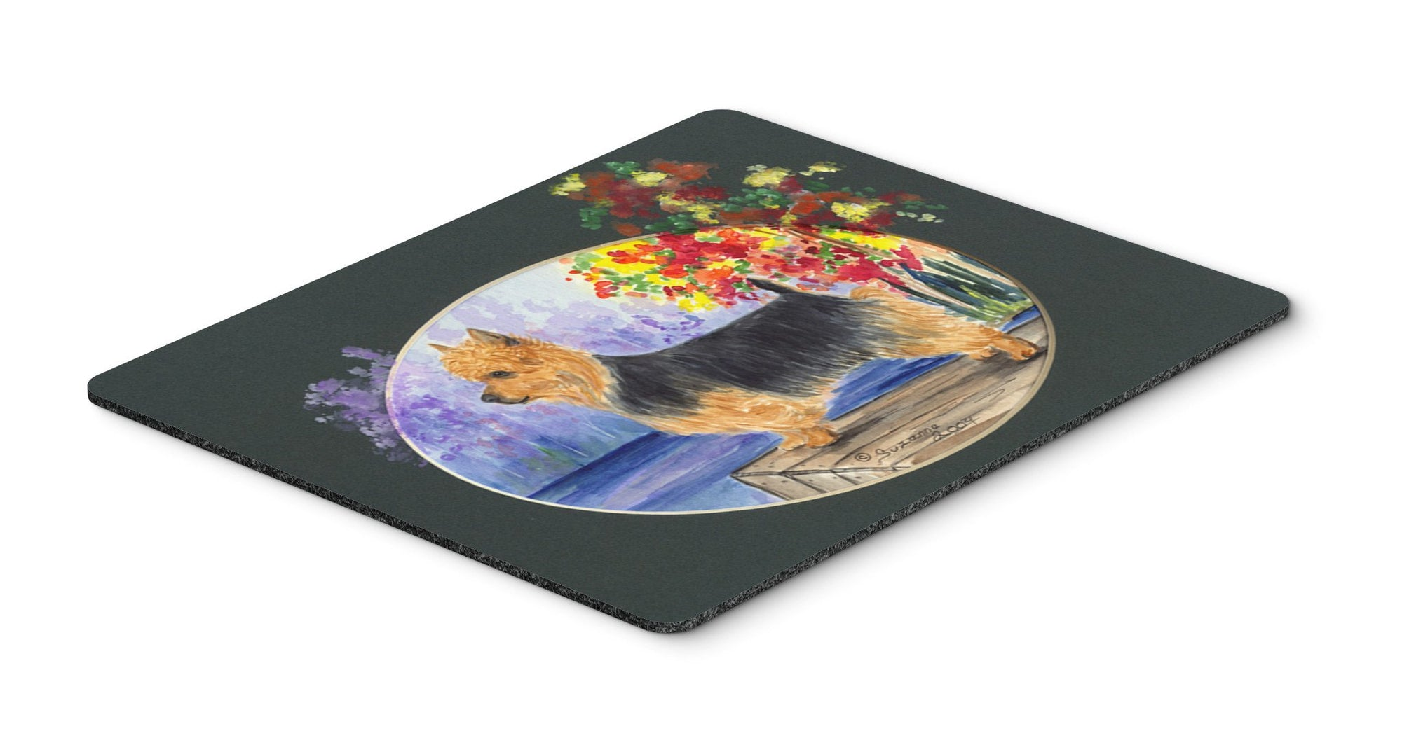 Australian Terrier Mouse Pad / Hot Pad / Trivet by Caroline's Treasures