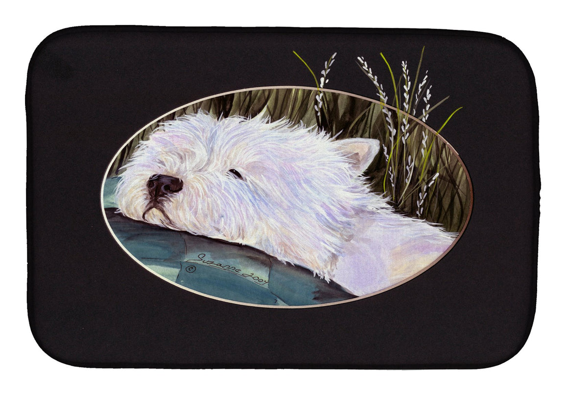 Buy this Westie Dish Drying Mat SS8052DDM
