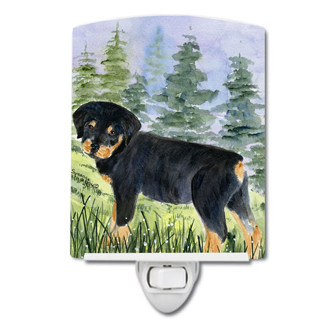 Buy this Rottweiler Ceramic Night Light SS8057CNL