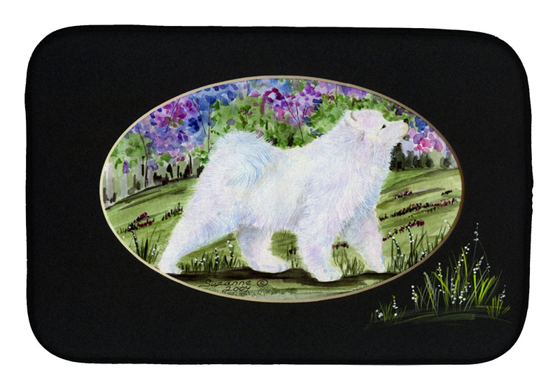 Buy this Samoyed Dish Drying Mat SS8059DDM