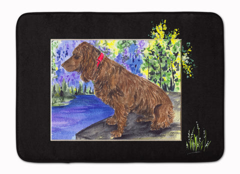 Buy this Boykin Spaniel Machine Washable Memory Foam Mat SS8065RUG
