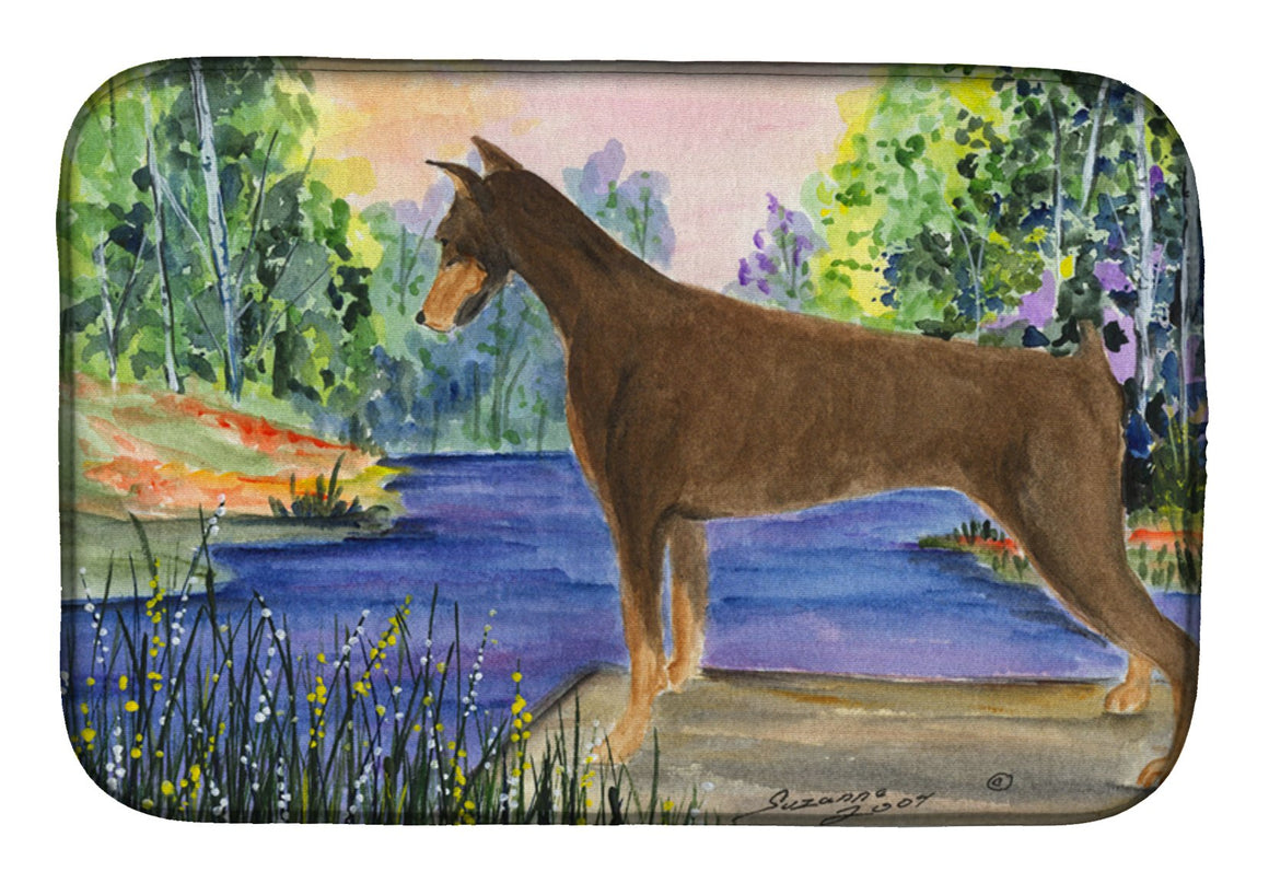 Buy this Doberman Dish Drying Mat SS8066DDM