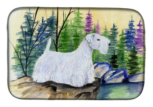 Buy this Sealyham Terrier Dish Drying Mat SS8104DDM