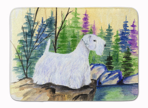 Buy this Sealyham Terrier Machine Washable Memory Foam Mat SS8104RUG