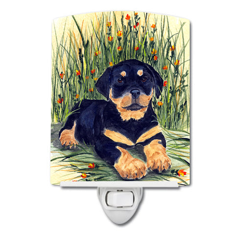 Buy this Rottweiler Ceramic Night Light SS8107CNL