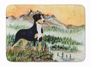 Buy this Entlebucher Mountain Dog Machine Washable Memory Foam Mat SS8119RUG