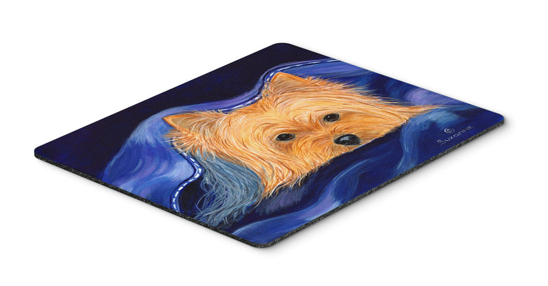 Buy this Yorkie Mouse Pad / Hot Pad / Trivet