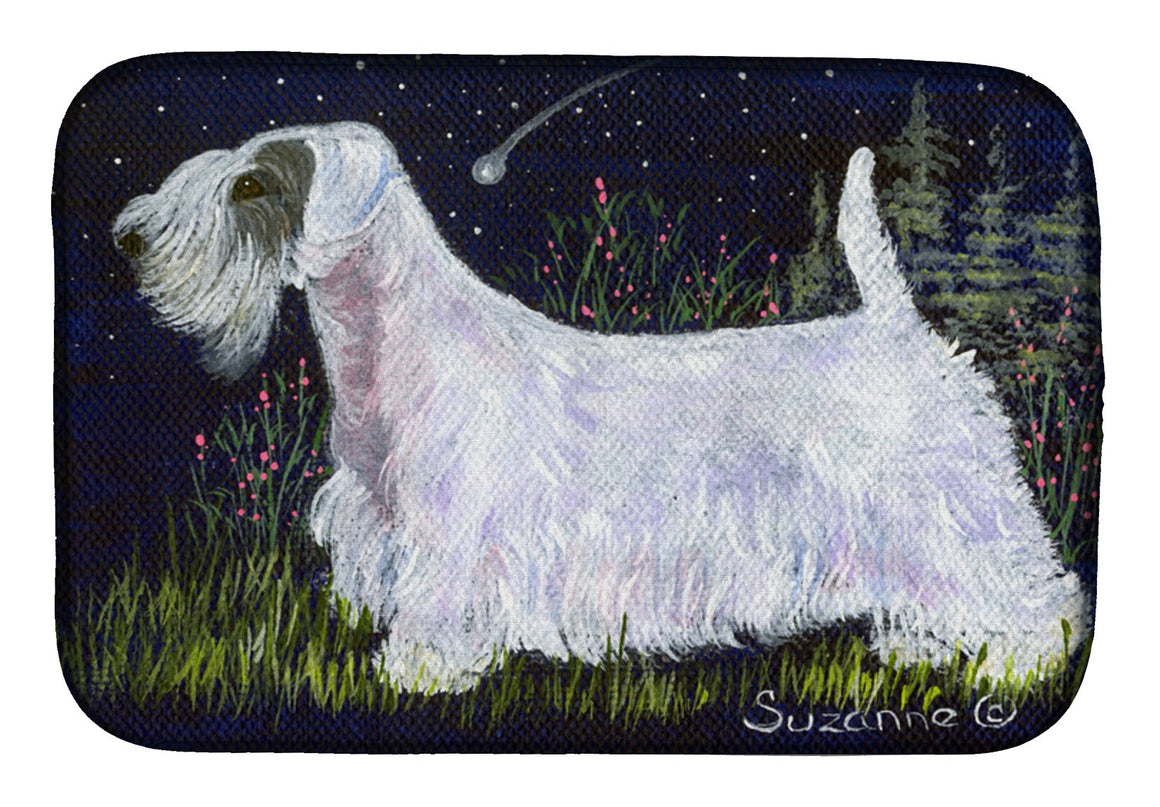 Buy this Sealyham Terrier Dish Drying Mat SS8145DDM