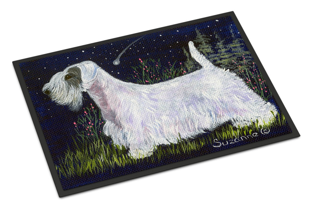 Buy this Sealyham Terrier Indoor or Outdoor Mat 24x36 Doormat