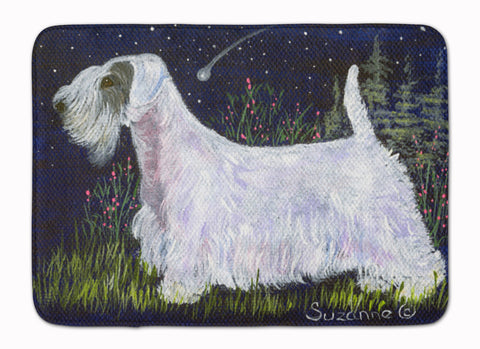 Buy this Sealyham Terrier Machine Washable Memory Foam Mat SS8145RUG