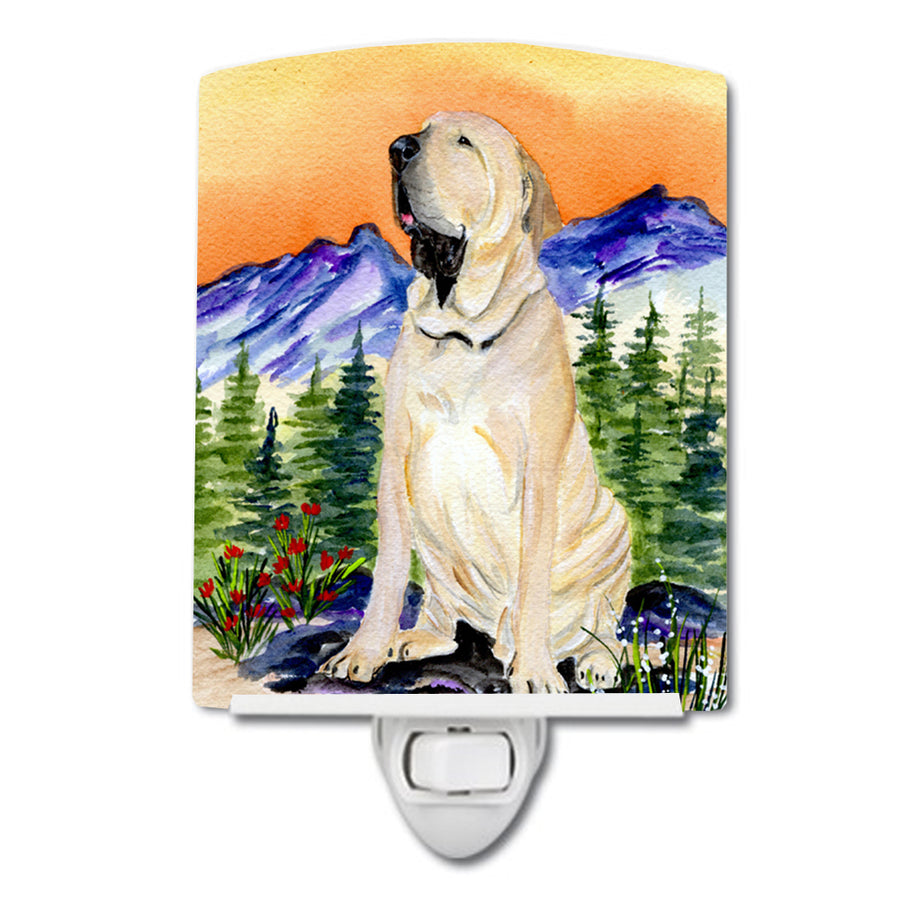 Buy this Brazilian Mastiff  / Fila Brasileiro Ceramic Night Light SS8169CNL