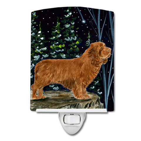 Buy this Sussex Spaniel Ceramic Night Light SS8174CNL