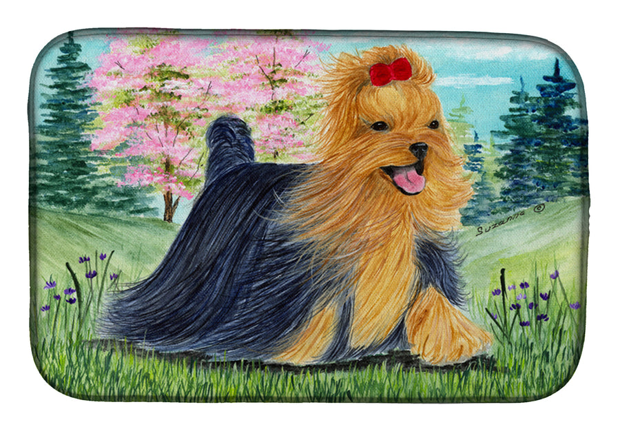 Buy this Yorkie Dish Drying Mat SS8188DDM