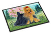 Yorkie Indoor or Outdoor Mat 24x36 Doormat - the-store.com