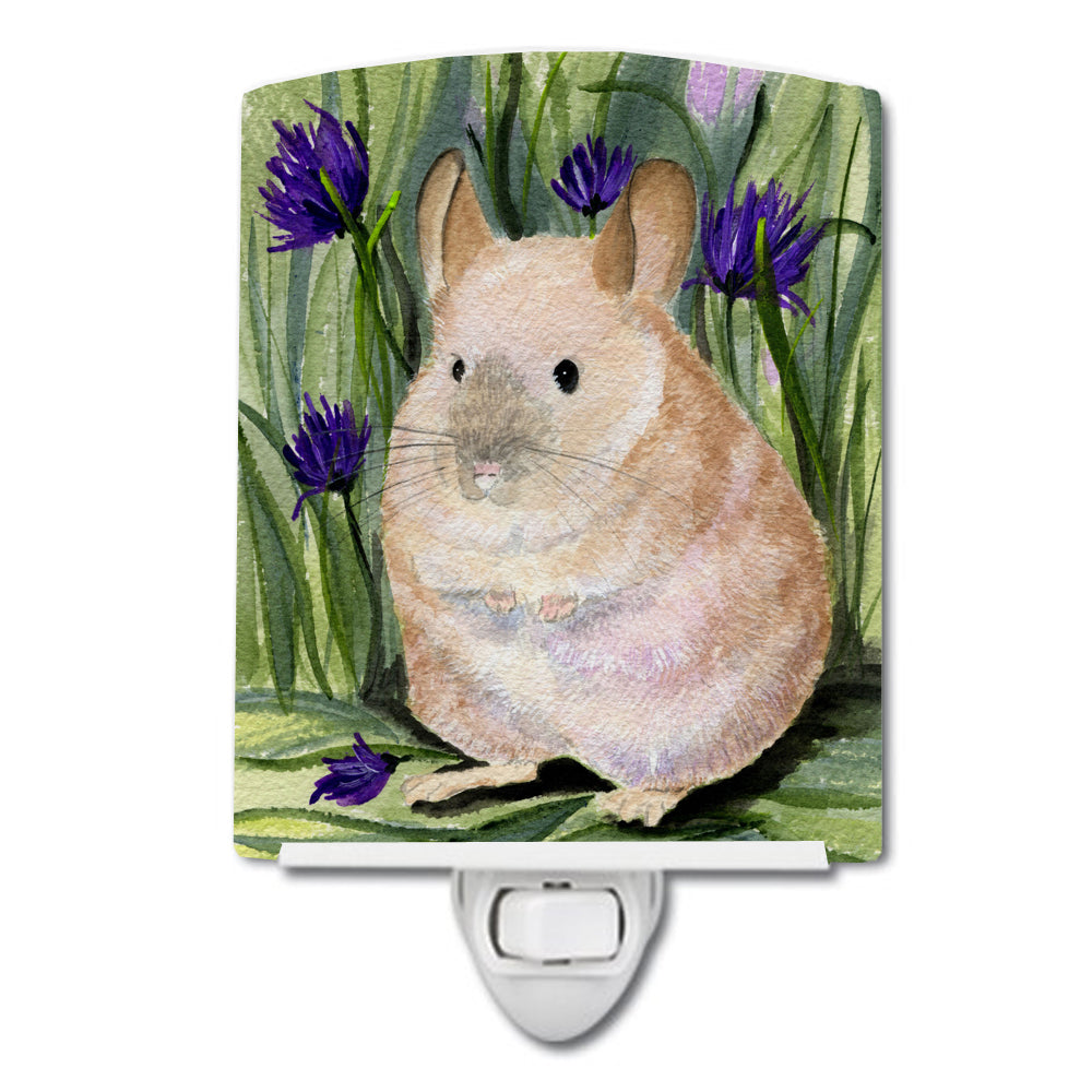 Buy this Chinchilla Ceramic Night Light SS8206CNL