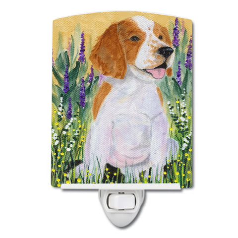 Buy this Welsh Springer Spaniel Ceramic Night Light SS8219CNL