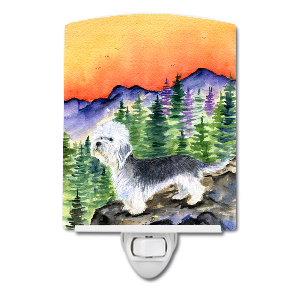 Buy this Dandie Dinmont Terrier Ceramic Night Light SS8222CNL