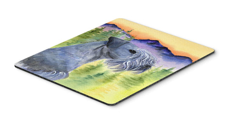 Buy this Cesky Terrier Mouse Pad / Hot Pad / Trivet