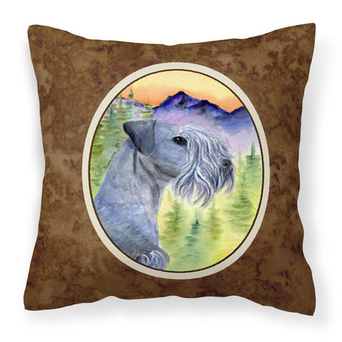 Buy this Cesky Terrier Fabric Decorative Pillow SS8232PW1414