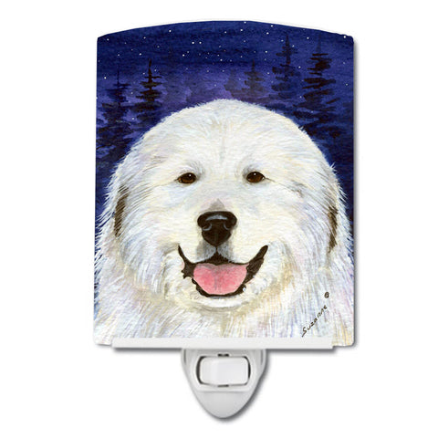 Buy this Great Pyrenees Ceramic Night Light SS8242CNL