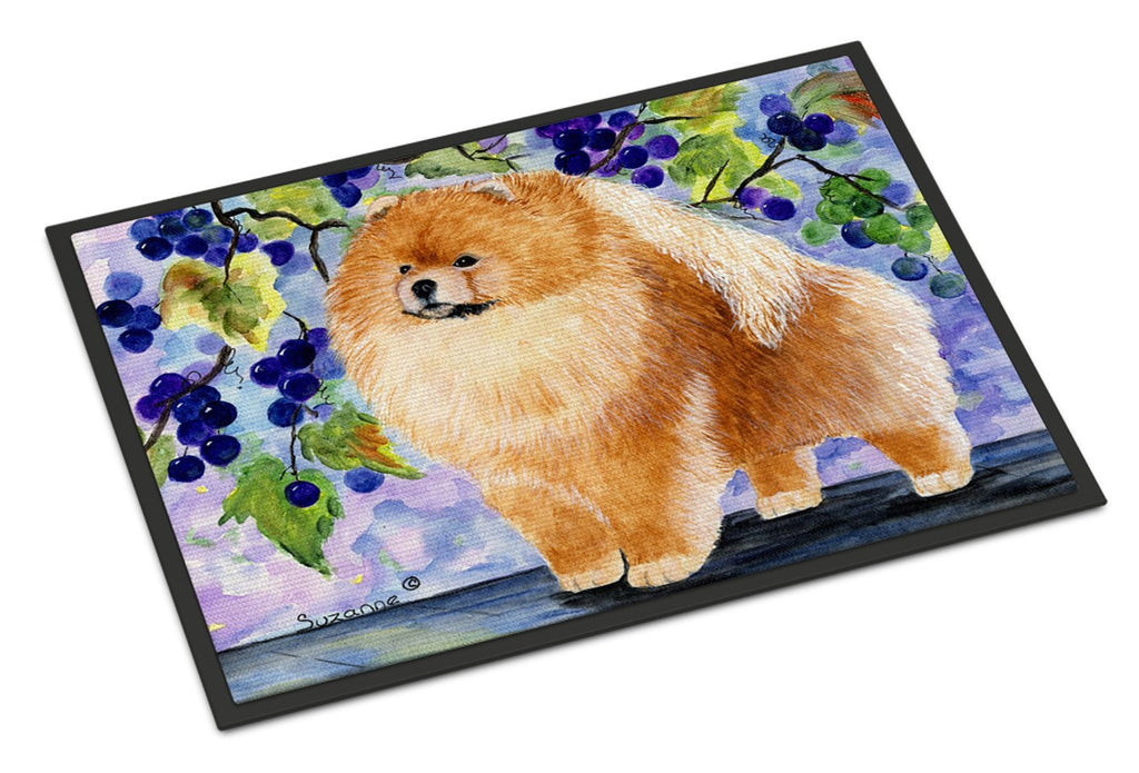 Buy this Pomeranian Indoor or Outdoor Mat 24x36 Doormat