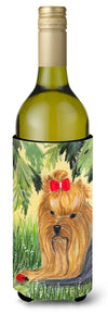 Buy this Yorkie Wine Bottle Beverage Insulator Beverage Insulator Hugger SS8258LITERK