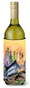 Silky Terrier Wine Bottle Beverage Insulator Beverage Insulator Hugger by Caroline's Treasures