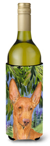 Pharaoh Hound Wine Bottle Beverage Insulator Beverage Insulator Hugger by Caroline's Treasures