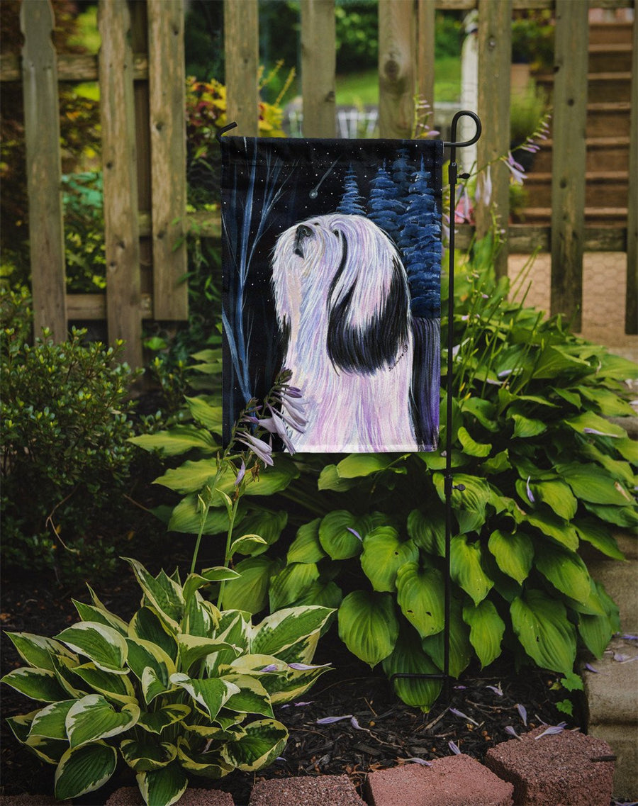 Buy this Tibetan Terrier Flag Garden Size