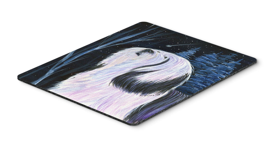 Buy this Tibetan Terrier Mouse Pad / Hot Pad / Trivet