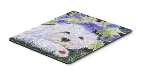 Buy this Coton de Tulear Mouse Pad / Hot Pad / Trivet