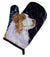 Buy this Starry Night Australian Shepherd Oven Mitt SS8375OVMT